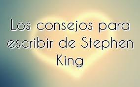 Los consejos para escribir de Stephen King
